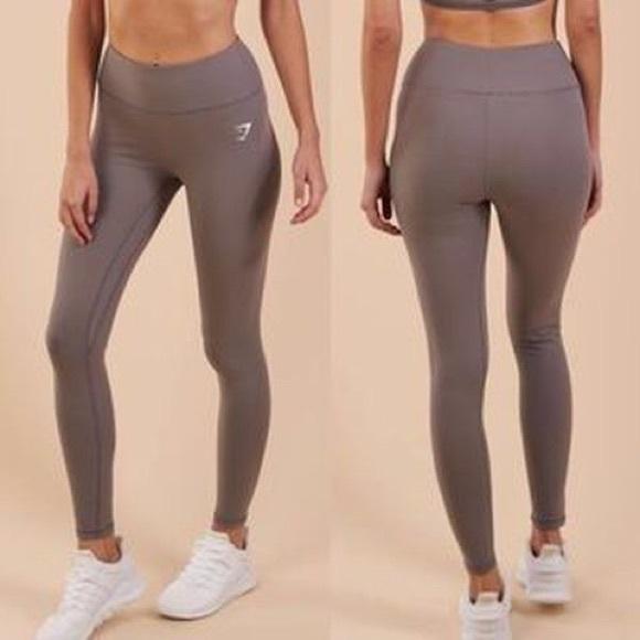 35f41c5250ad1 Gymshark Pants - Gymshark Dreamy Leggings - Slate Grey